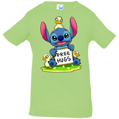 Stitch Hug Infant Premium T-Shirt