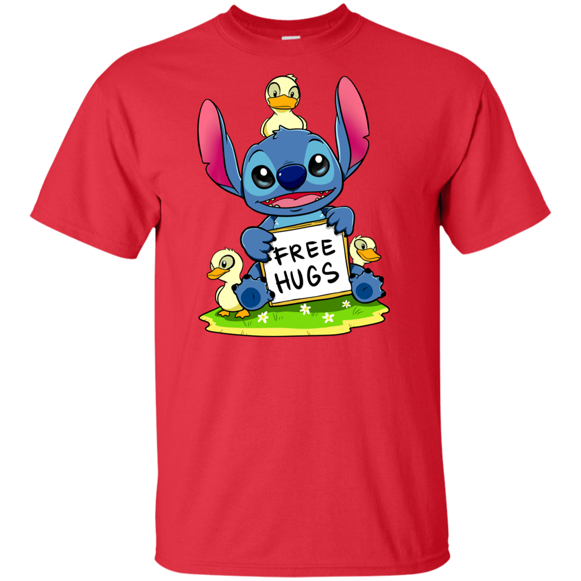 Stitch Hug Tall T-Shirt