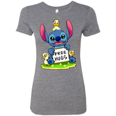 Stitch Hug Women's Triblend T-Shirt