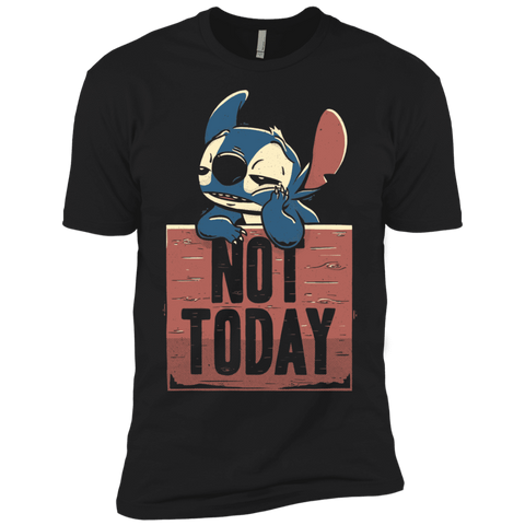 Stitch Not Today Men's Premium T-Shirt