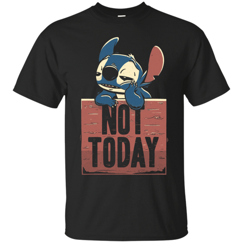 Stitch Not Today T-Shirt