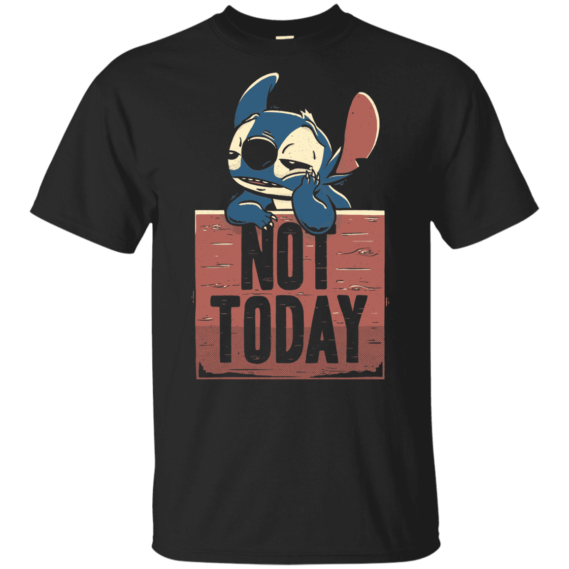 Stitch Not Today Youth T-Shirt