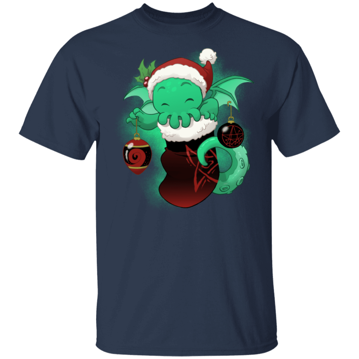 Stocking Stuffer Cthu T-Shirt