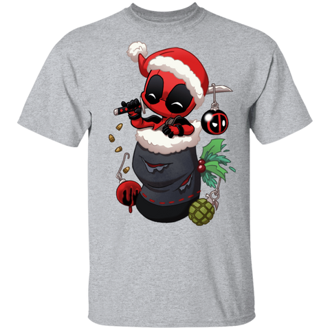 Stocking Stuffer Deadpool T-Shirt