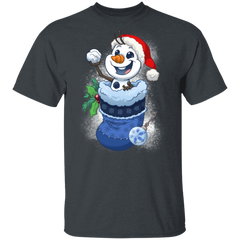 Stocking Stuffer Olaf T-Shirt