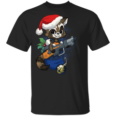 Stocking Stuffer Rocket T-Shirt