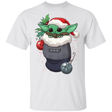 Stocking Stuffer Yoda T-Shirt