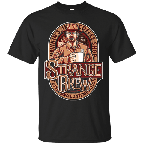 T-Shirts Black / Small STRANGE BREW T-Shirt
