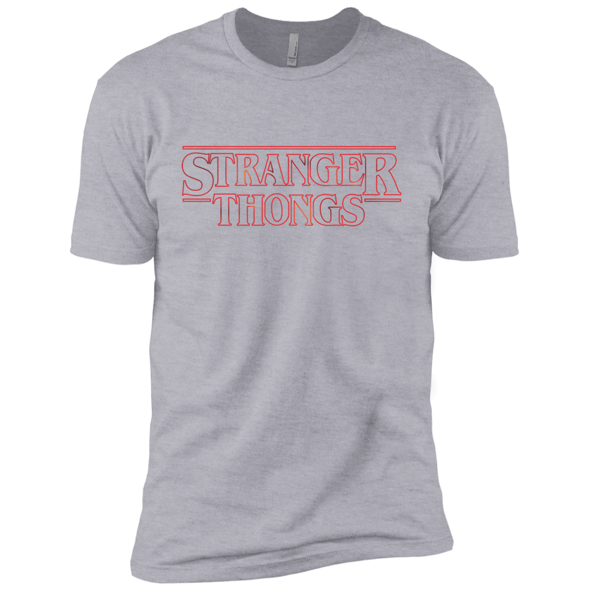Stranger Thongs Boys Premium T-Shirt