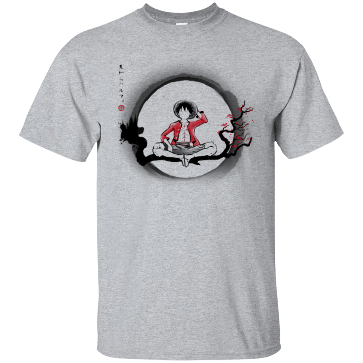 Straw Hat Pirate T-Shirt