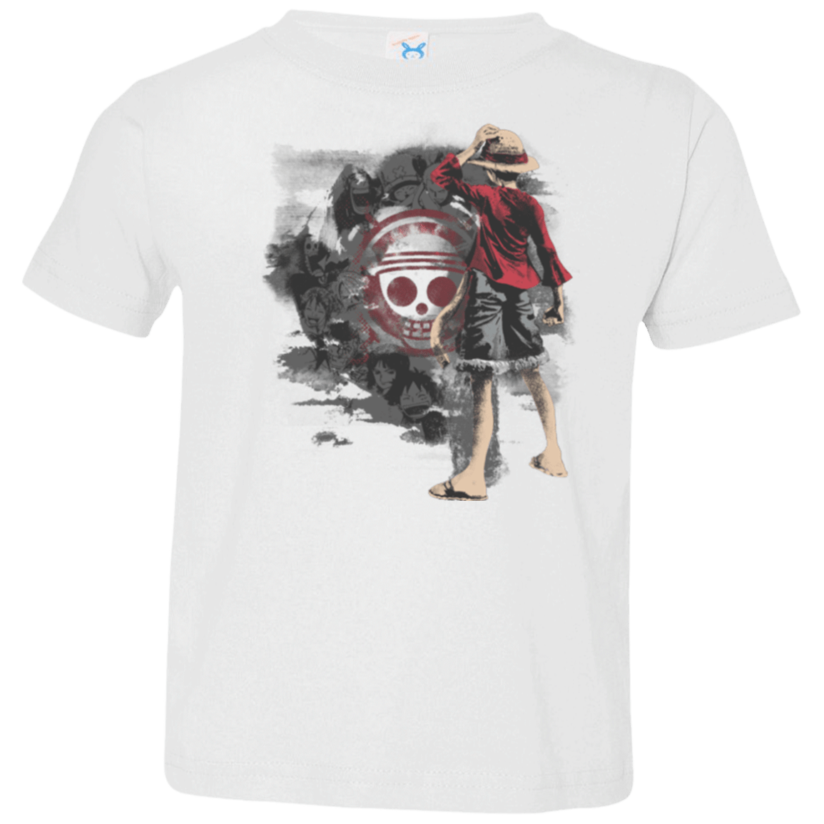 T-Shirts White / 2T Straw hats Toddler Premium T-Shirt