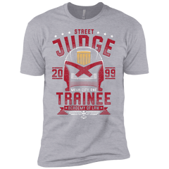 T-Shirts Heather Grey / YXS Street Judge Boys Premium T-Shirt