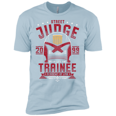 T-Shirts Light Blue / YXS Street Judge Boys Premium T-Shirt