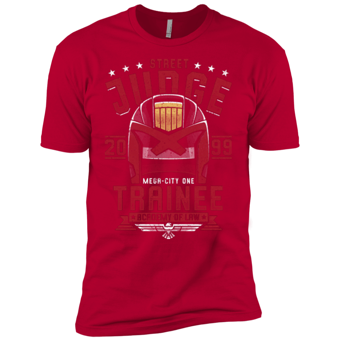 T-Shirts Red / YXS Street Judge Boys Premium T-Shirt