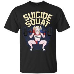 T-Shirts Black / Small Suicide Squat T-Shirt