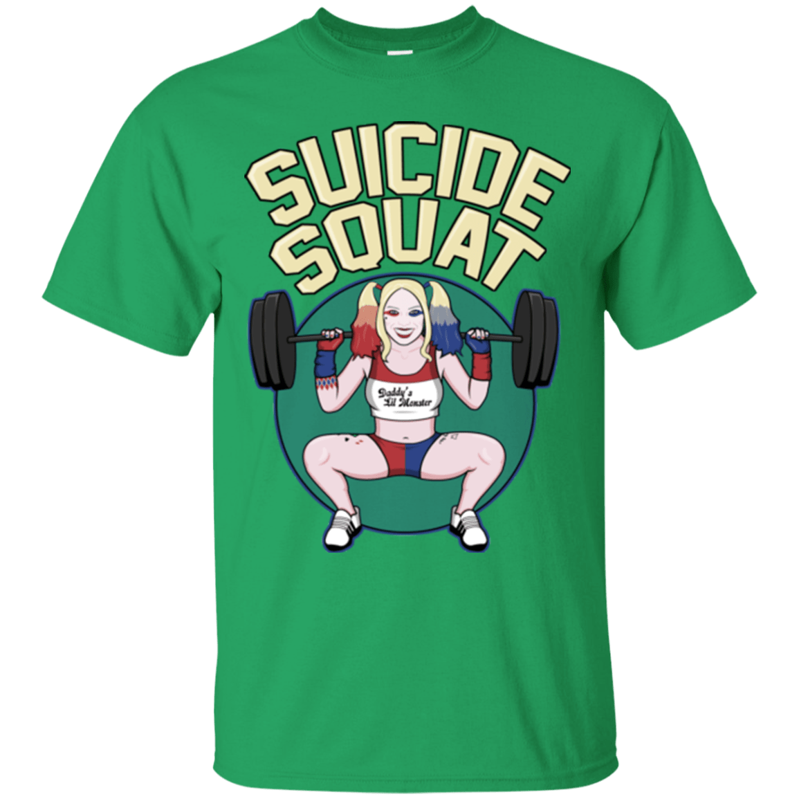 T-Shirts Irish Green / Small Suicide Squat T-Shirt