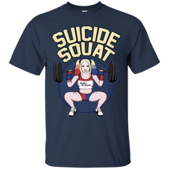 T-Shirts Navy / Small Suicide Squat T-Shirt