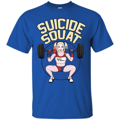 T-Shirts Royal / Small Suicide Squat T-Shirt