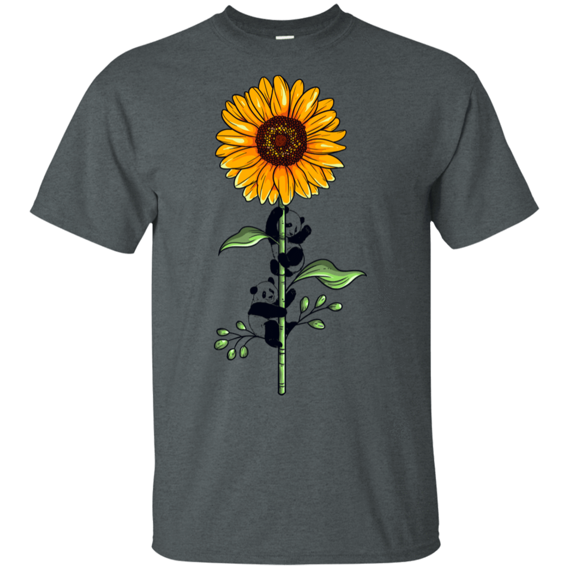 Sunflower Panda T-Shirt