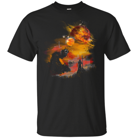 Sunset on Arrakis T-Shirt