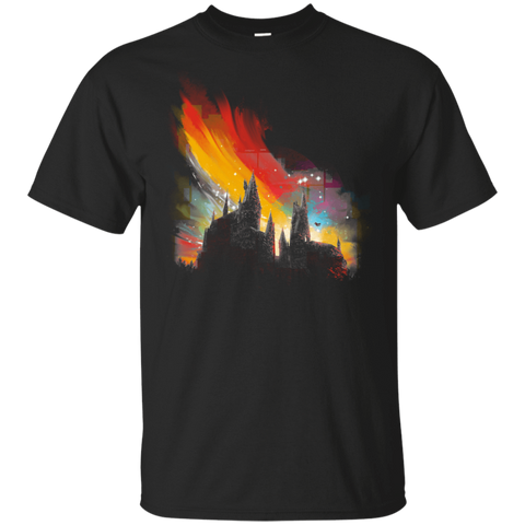Sunset on Hogwarts T-Shirt