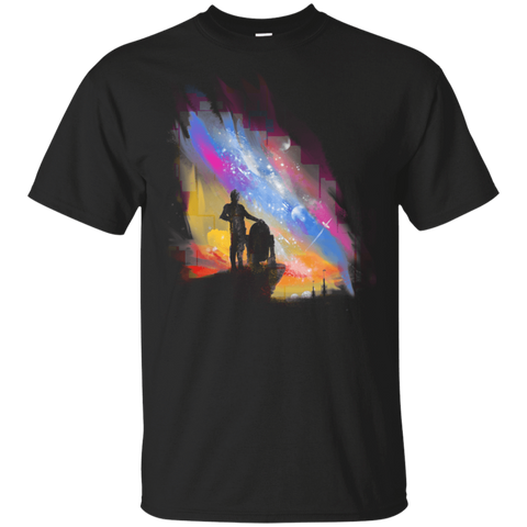 Sunset on Tatooine T-Shirt