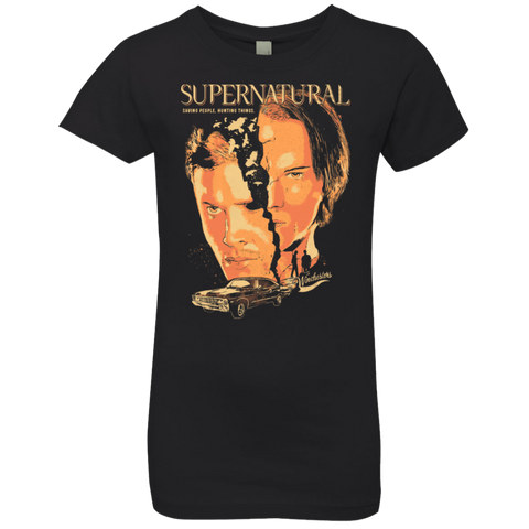 Supernatural Girls Premium T-Shirt