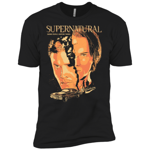Supernatural Men's Premium T-Shirt