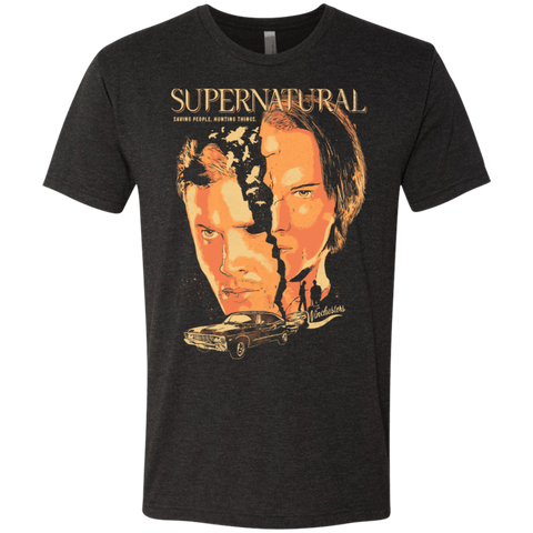 Supernatural Men's Triblend T-Shirt