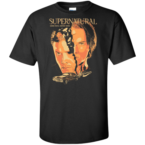 Supernatural Tall T-Shirt