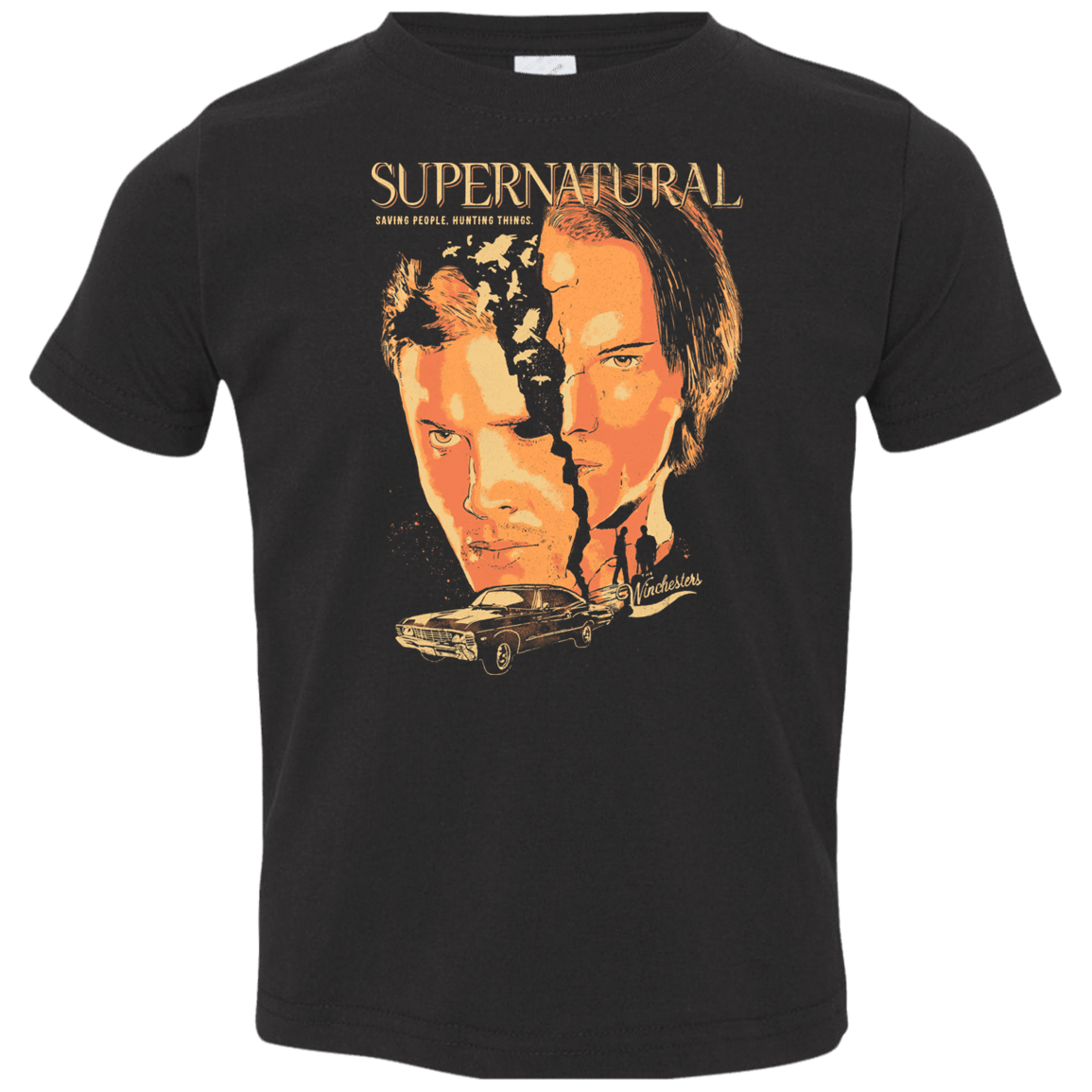 Supernatural Toddler Premium T-Shirt