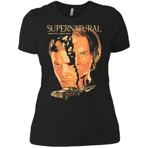 Supernatural Women's Premium T-Shirt