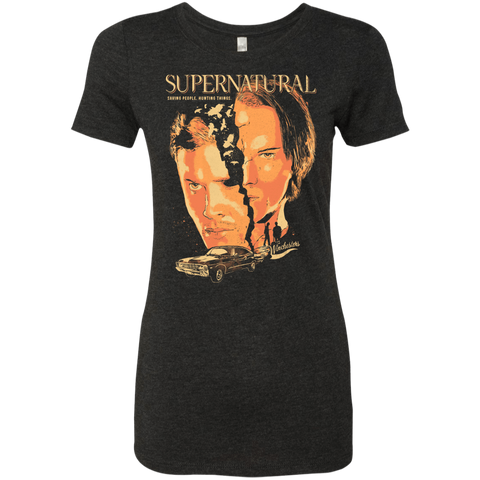 Supernatural Women's Triblend T-Shirt