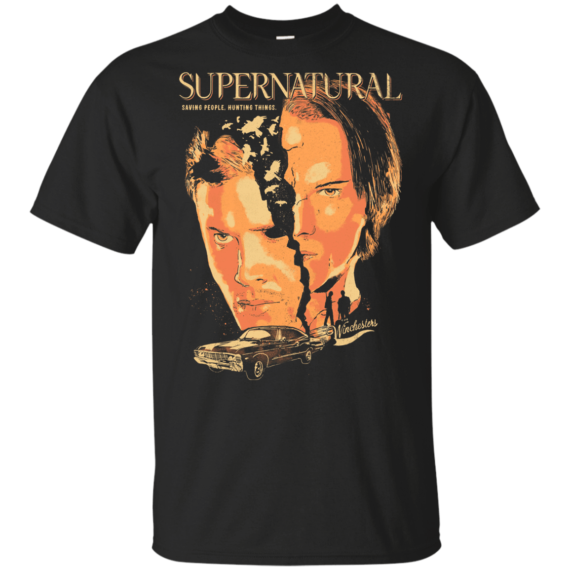 Supernatural Youth T-Shirt
