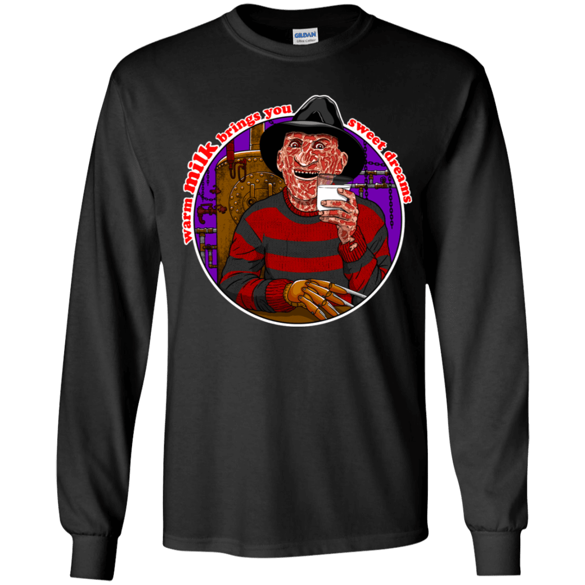 Sweet Dreams Youth Long Sleeve T-Shirt