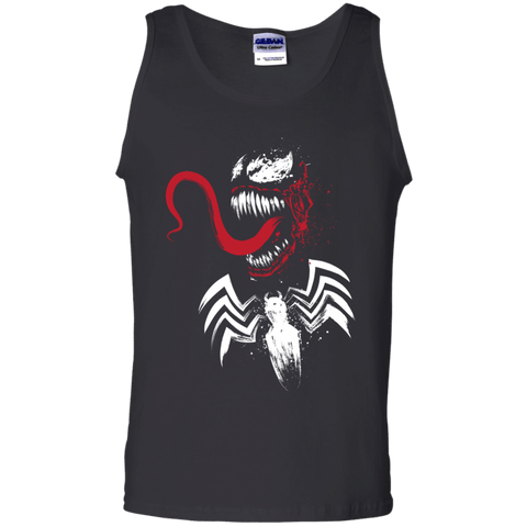 T-Shirts Black / S Symbiote Men's Tank Top