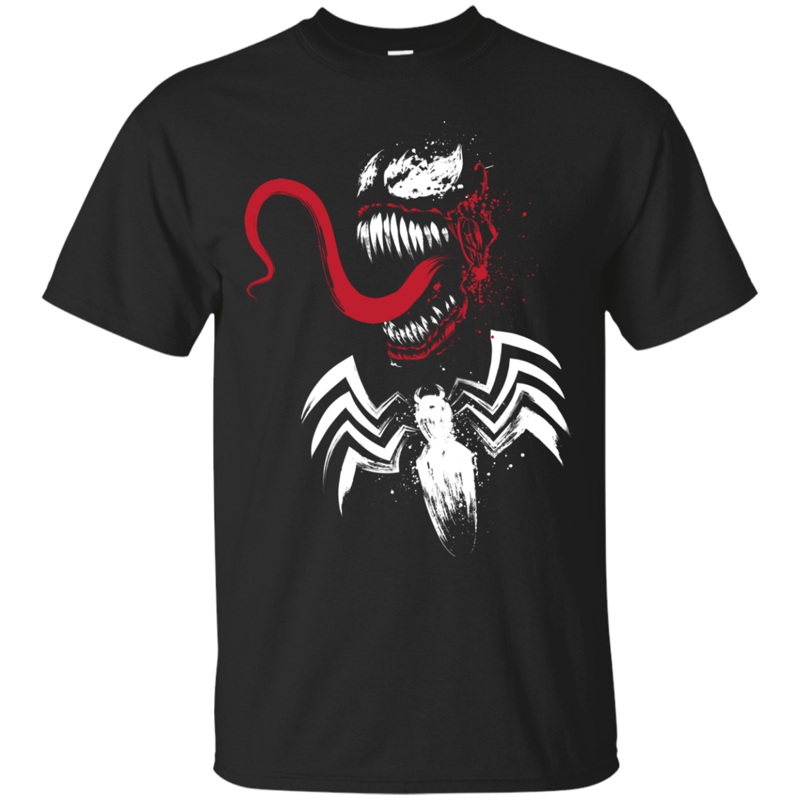 T-Shirts Black / S Symbiote T-Shirt