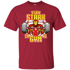 T-Shirts Cardinal / Small Team Stark Gym T-Shirt