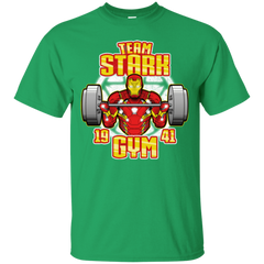T-Shirts Irish Green / Small Team Stark Gym T-Shirt