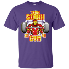 T-Shirts Purple / Small Team Stark Gym T-Shirt