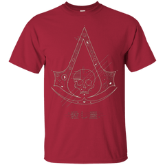 T-Shirts Cardinal / Small Tech Creed T-Shirt