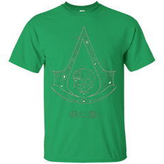 T-Shirts Irish Green / Small Tech Creed T-Shirt