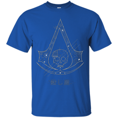 T-Shirts Royal / Small Tech Creed T-Shirt