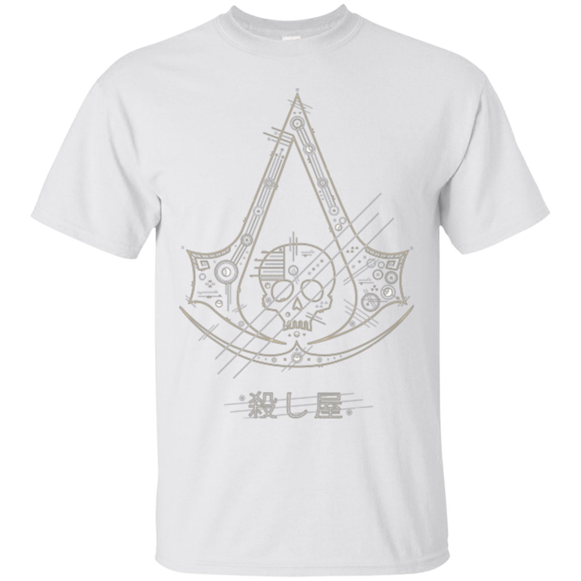 T-Shirts White / Small Tech Creed T-Shirt