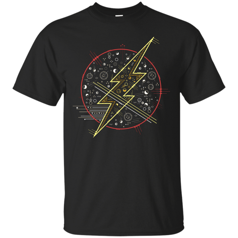 T-Shirts Black / S Tech Flash T-Shirt