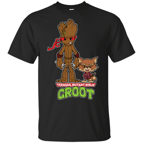 Teenage Mutant Ninja Groot T-Shirt
