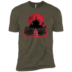 T-Shirts Military Green / X-Small Terrible Night to Have a Curse Men's Premium T-Shirt