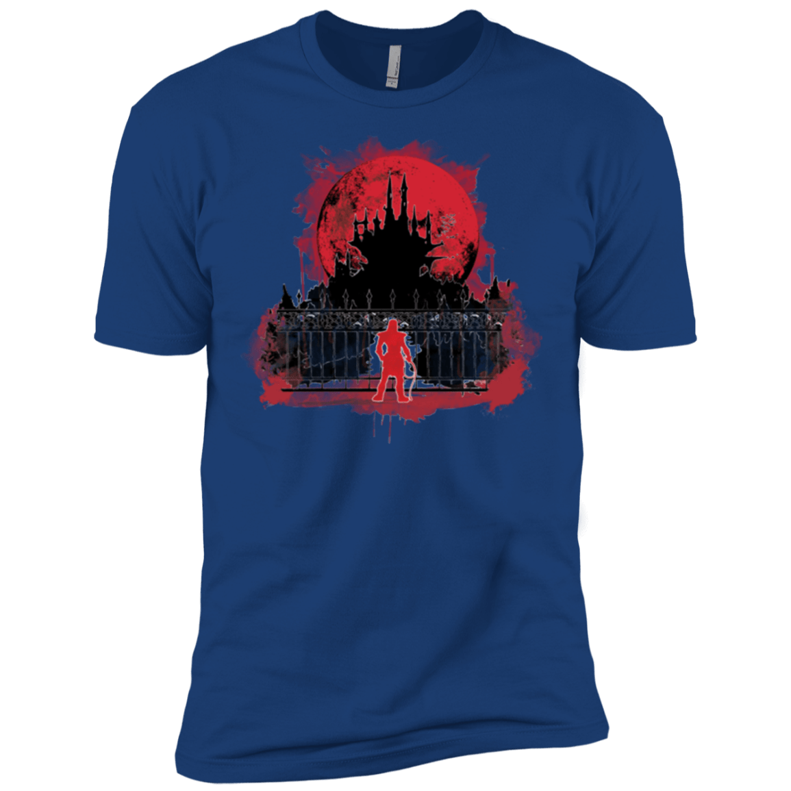 T-Shirts Royal / X-Small Terrible Night to Have a Curse Men's Premium T-Shirt