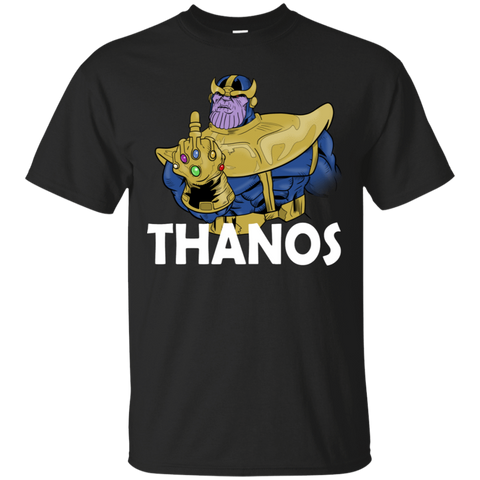 T-Shirts Black / S Thanos Cash T-Shirt