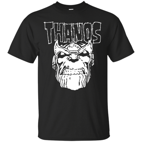 T-Shirts Black / S Thanos Danzig T-Shirt